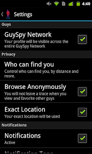 GuySpy gay dating & video chat - screenshot thumbnail