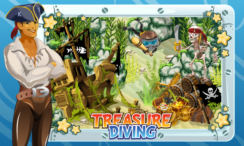 Sp Treasure Hunt - apkgk.com
