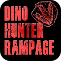 Dinosaur Hunter Rampage FPS icon