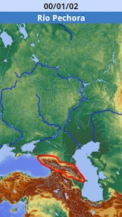 Physical map- screenshot thumbnail