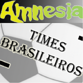 Jogo da memoria - times Brasil