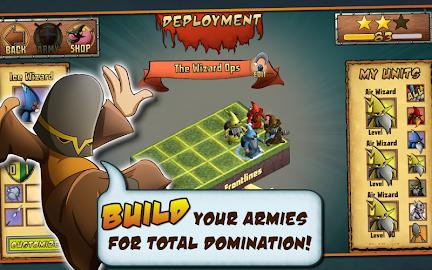 Wizard Ops Tactics Screenshot 18