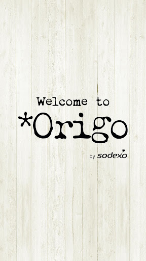 *Origo by Sodexo – FRA