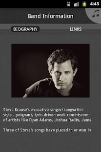 Steve Krause - screenshot thumbnail