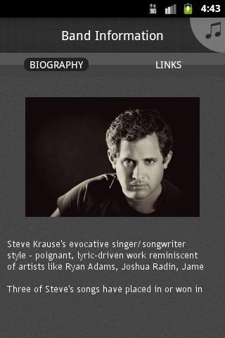 Steve Krause - screenshot