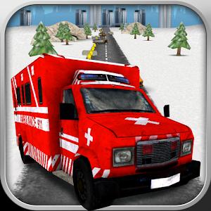 Ambulance Racing Super Highway 街機 App Store-愛順發玩APP