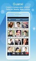 Screenshot of Guanxi.me – Social Intro App