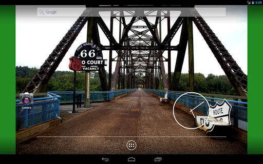 【免費旅遊App】Route 66 MO & KS HD+ Wallpaper-APP點子