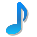 bTunes Music Player logo