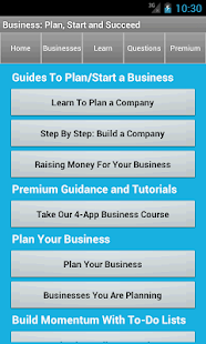 Business Plan Start Startup
