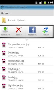 FileManager - LinkedLoad - screenshot thumbnail