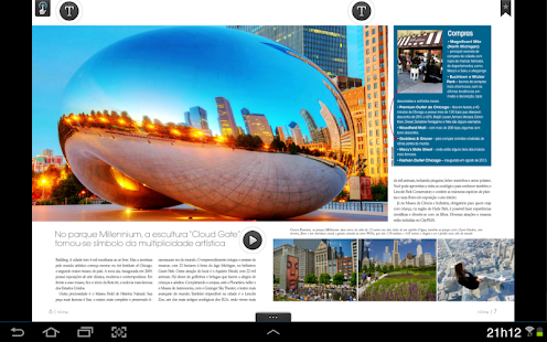 Revista NTime - screenshot thumbnail