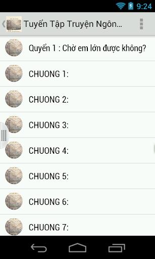 Truyen Ngon Tinh Chon Loc