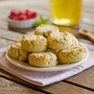 Easy Paleo Biscuits.