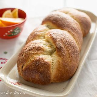 Cranberry Orange Walnut Sweet Bread