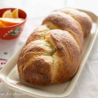 Cranberry Orange Walnut Sweet Bread.