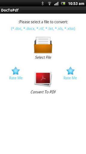 PDF to DOC Converter - Convert PDF to Word, Excel and more