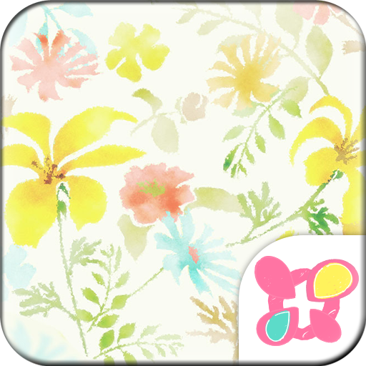 Summer Theme-Blooming Flowers- Icon