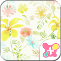 Cute Theme-Blooming Flowers- icon
