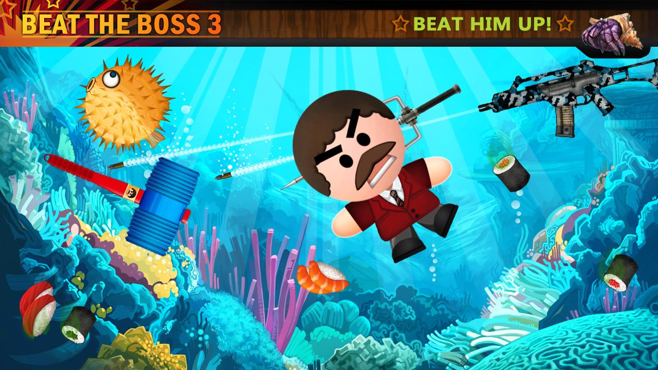 Beat the Boss 3- screenshot