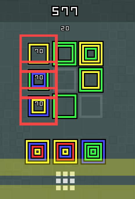 ConcentricHolic - screenshot