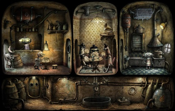 Machinarium APK screenshot thumbnail 18