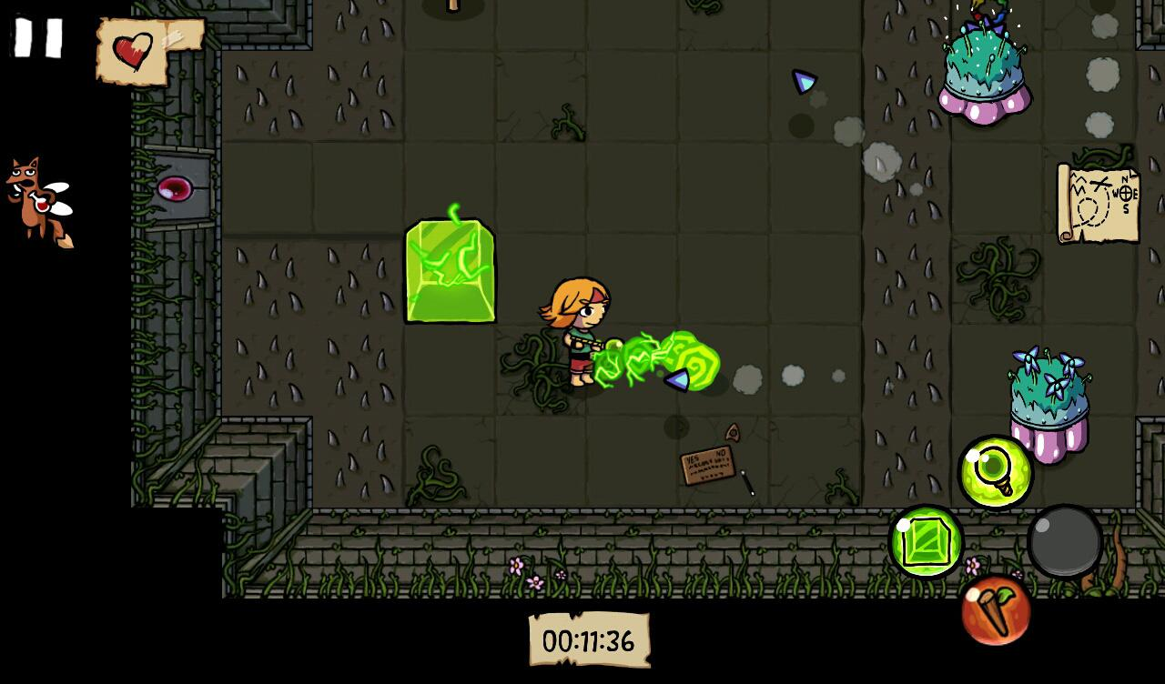 Ittle Dew- screenshot