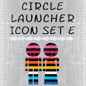 Icon Set E ADW/Circle Launcher logo