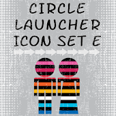 Icon Set E ADW/Circle Launcher