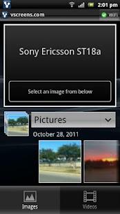 vscreens photo sharing beta - screenshot thumbnail