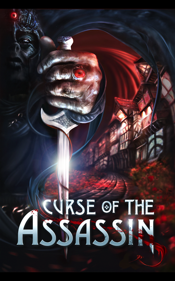 GA8: Curse of the Assassin- screenshot