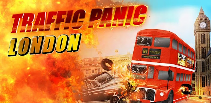 Traffic Panic London apk