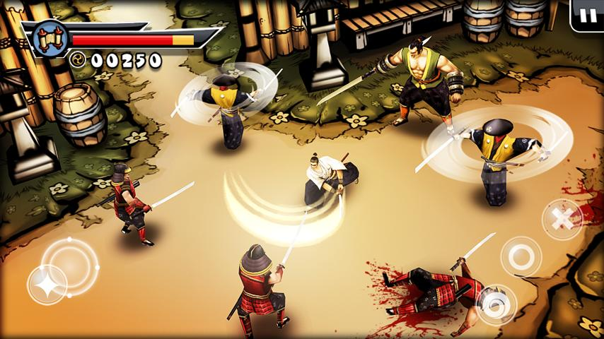 Samurai II: Vengeance THD- screenshot