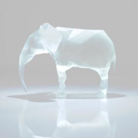 Polygon Elephant