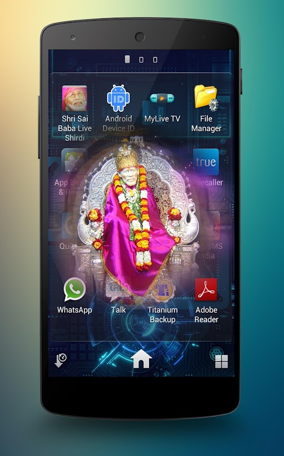 Shri Sai baba live - Shirdi - screenshot