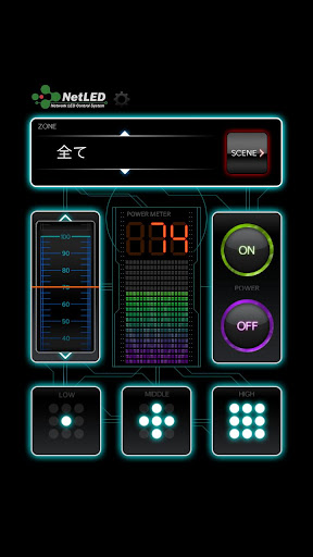 NetLED Console
