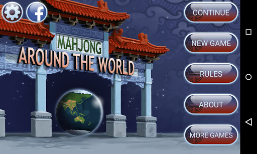 Mahjong Around The World Gold