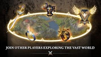 Screenshot of Runes of War
