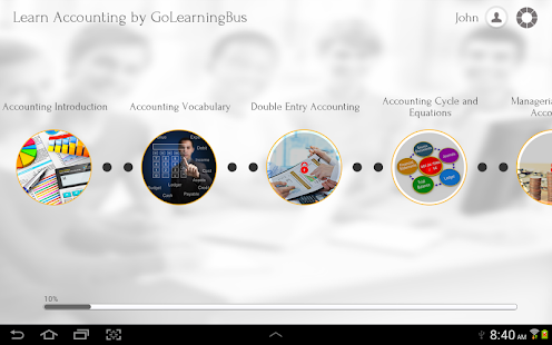 Learn Accounting - screenshot thumbnail