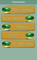 Screenshot of Ramazan Duaları