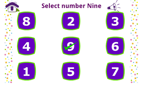 Learn Numbers 1 to 9- screenshot thumbnail