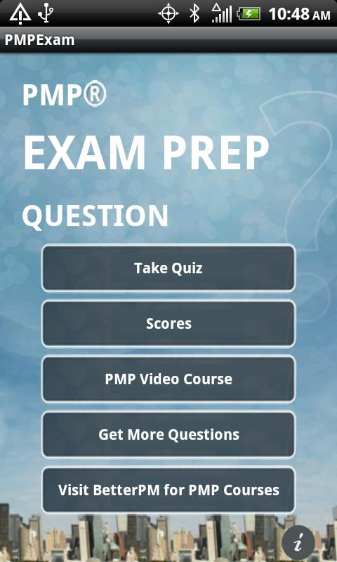 PMP Exam Coach - Free 50 - screenshot