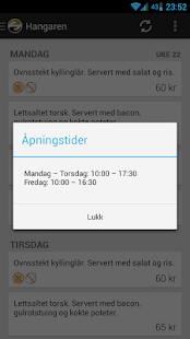 SiT Middag - screenshot thumbnail