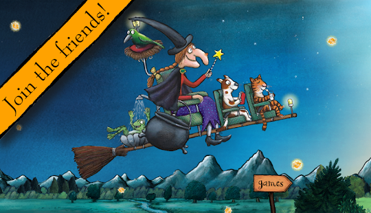 Room on the Broom: Games- screenshot thumbnail