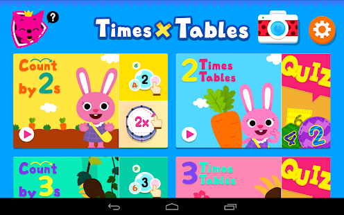 Fun Times Tables: Toddler Math- screenshot thumbnail