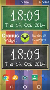 Cronus Zooper Widget v2.22