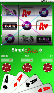 Simple Slots- screenshot thumbnail