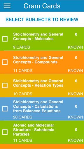 OAT General Chemistry