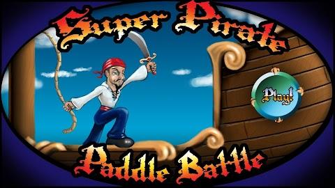 Super Pirate Paddle Battle F2P Screenshot 9