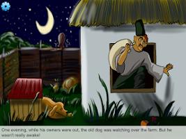 Screenshot of The Old Dog & the Wolf (Moka)